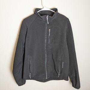 Black Diamond snowboarding black jacket coat M